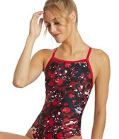 sporti-paint-splatter-thin-strap-one-piece-swimsuit
