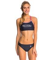 TYR Lifeguard Solid Dimaxfit Workout Bikini Swimsuit