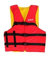 Sporti Adult USCG Life Jacket (above 90 lbs)
