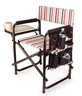 Picnic Time Patterns Beach Chair