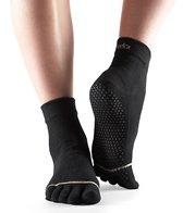 toesox-ankle-length-full-toe-yoga-grip-socks