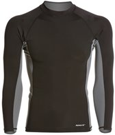 Sporti Men's L/S UPF 50+ Sport Fit Rash Guard