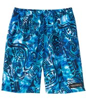 Tidepools Boys' Tonga Wonga Long Swim Trunk (2-14yrs)