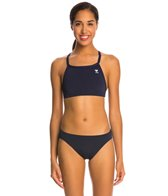 TYR Solid Durafast One Diamondback Workout Bikini Swimsuit Set