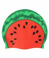 sporti-watermelon-silicone-swim-cap
