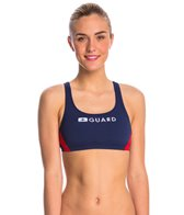 Speedo LifeLifeguard Sport Bikini Swimsuit Top