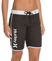 Hurley Women's Supersuede Solid 9 Beachrider Boardshort