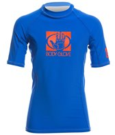 Body Glove Basic Youth Fitted Short Sleeve Rashguard