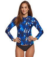EQ Swimwear Aquarius L/S Rash Guard