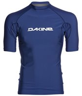 Dakine Men's Heavy Duty Snug Fit Short Sleeve Rashguard
