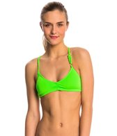Lo Swim Original Training Bikini Swimsuit Top w/ Free Hair Tie