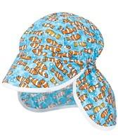 Bummis Infant Clownfish Flap Sun Hat (3mos-24mos)