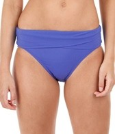 Tommy Bahama Swimwear Pearl High Waist Banded Bikini Bottom