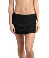 Speedo Swim Skirt with Core Compression