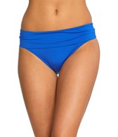 jantzen-solid-shirred-waisted-bikini-bottom