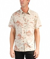 Rip Curl Men's Island Fever Short Sleeve Shirt