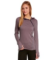 Lole Women's Triumph Running L/S Hooded Top