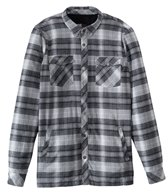 O'Neill Men's Baxter Long Sleeve Flannel