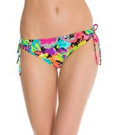 Kenneth Cole In Full Bloom Adjustable Pant Bikini Bottom