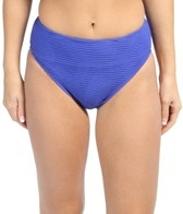 Gottex Architecture High Leg High Waisted Bikini Bottom
