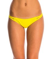 Roxy Flip Side Solid Hipster Bikini Bottom