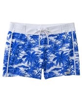 Sauvage Men's Designer Series Hawaii Swim Trunk