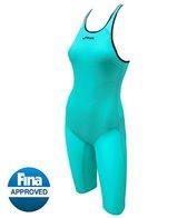 FINIS Women's Vapor Race John Kneeskin Tech Suit Swimsuit