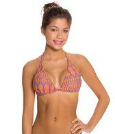 Sofia Aliaga Long Triangle Bikini Top
