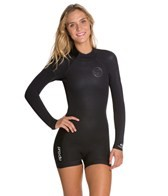 Rip Curl Women's 2MM Dawn Patrol L/S Spring Suit