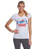 USMS Women's Classic V-Neck T-Shirt