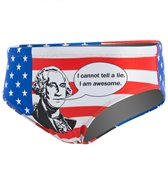 Splish Presidents Day Brief Swimsuit