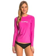 oneill-womens-basic-skins-long-sleeve-surf-tee