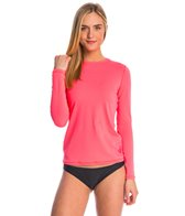 Body Glove Women's Smoothies Fitted Long Sleeve Rashguard