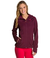 Adidas Women's Hiking 1 Side Fleece Running Hoodie