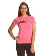 AMBRO Manufacturing Women's #swim Tee