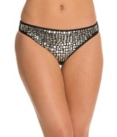 Luxe by Lisa Vogel Mirror Image Beach Bikini Bottom