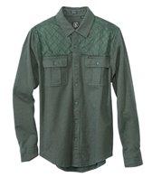 Volcom Men's Treehouse Long Sleeve Shirt