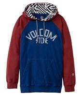 Volcom Men's Erkey Long Sleeve Pullover Hoodie