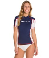 Speedo Lifeguard Female Short Sleeve RashLifeguard