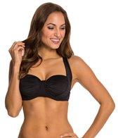 Seafolly F Cup Halter Balconette Bikini Top