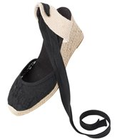 Soludos Women's Blush Lace Tall Wedge Sandal
