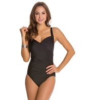 Miraclesuit Solid Sanibel One Piece Swimsuit (DD Cup)