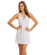 Kenneth Cole Reaction Crochet Cover Up Dress