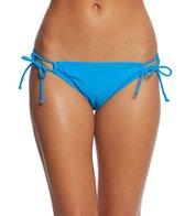 Hobie Solid Adjustable Hipster Bikini Bottom