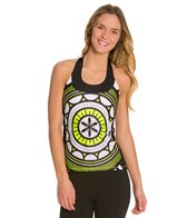 Moxie Cycling Women's High Vis T-Back Tank