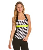 Moxie Cycling Women's High Vis Sweetheart Tank