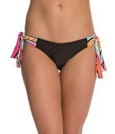 Jessica Simpson Vaquera Side Tie Hipster Bikini Bottom