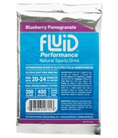Fluid Performance Natural Sports Drink Packets (Double Serving)