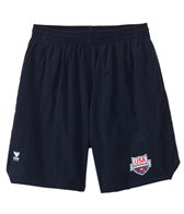 TYR USA Swimming Men's Classic Deckshort