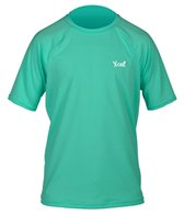 Xcel Girls' Alexa Short Sleeve Surf Shirt